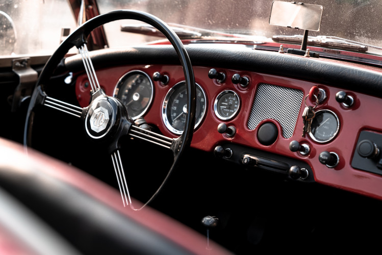 1961 MG A SPIDER 1600 21