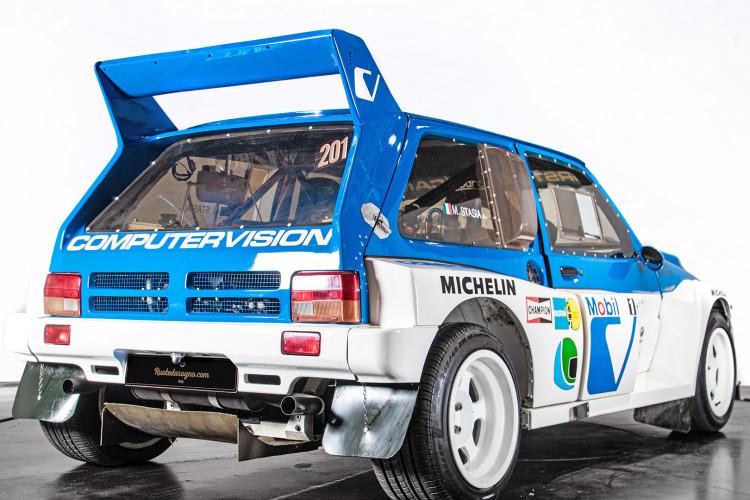 "1985 MG Metro 6R4 ""Gruppo B"" 4"