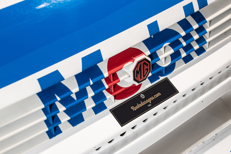 "1985 MG Metro 6R4 ""Gruppo B"" 19"
