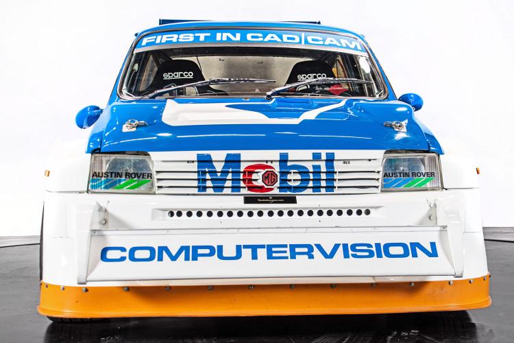 "1985 MG Metro 6R4 ""Gruppo B"" 1"
