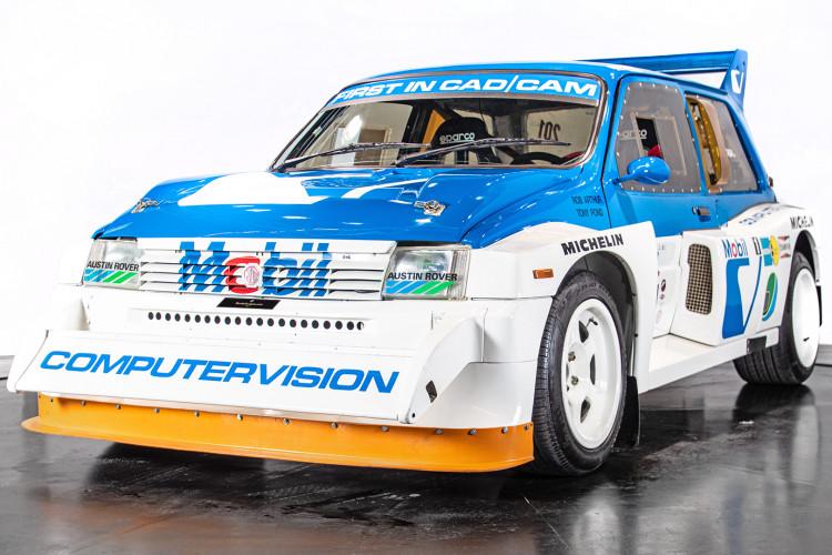 "1985 MG Metro 6R4 ""Gruppo B"" 0"