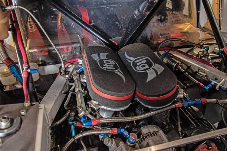 "1985 MG Metro 6R4 ""Gruppo B"" 54"