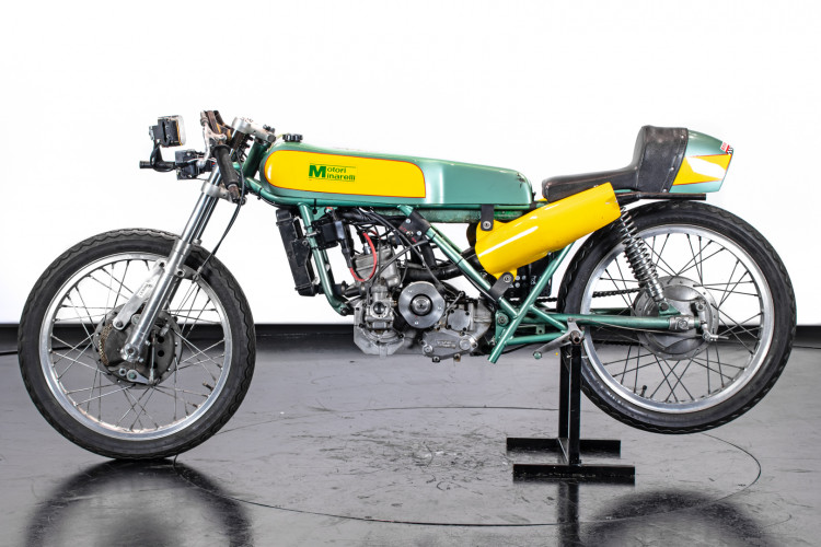 1972 Minarelli GP 125 0