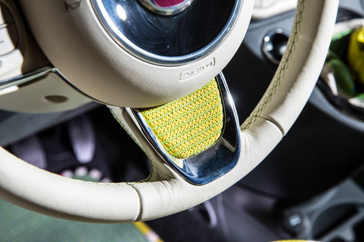 2018 FIAT 500C Hybrid Missoni 10