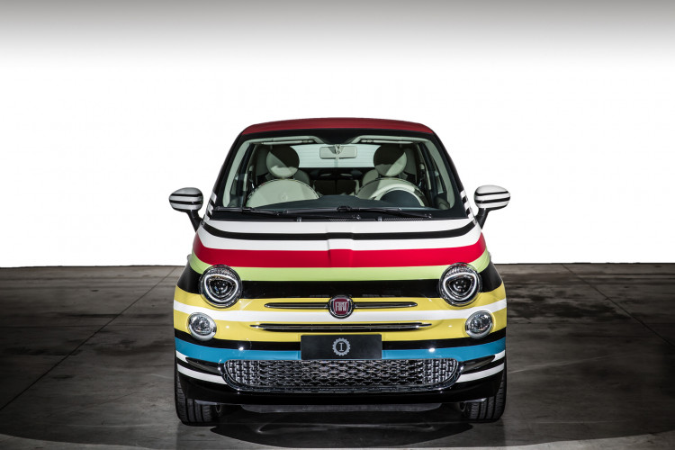 2018 FIAT 500C Hybrid Missoni 3