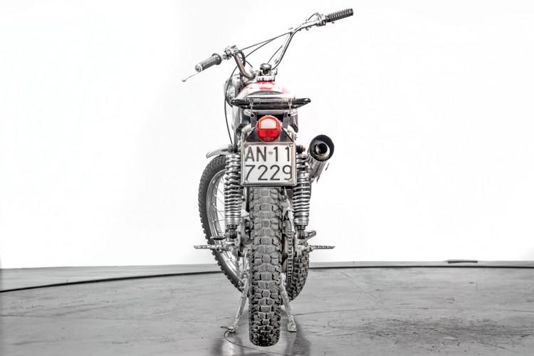 1995 Mondial 125 Enduro 5