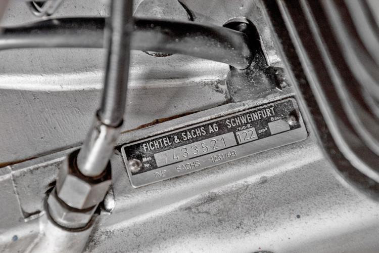 1995 Mondial 125 Enduro 17