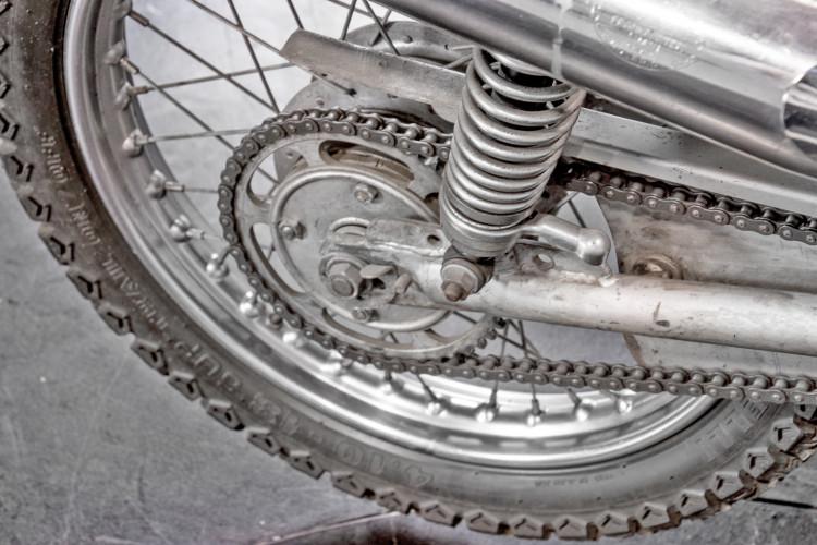 1995 Mondial 125 Enduro 21