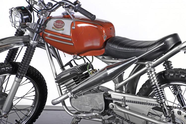 1973 MONDIAL M4C 50 11