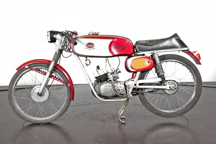 1968 Mondial FB M 4 G  0