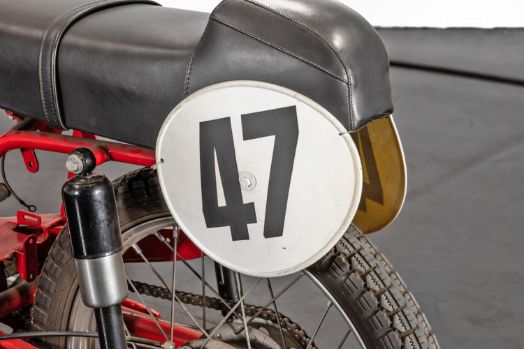 1956 Mondial Champion Lusso 175 7