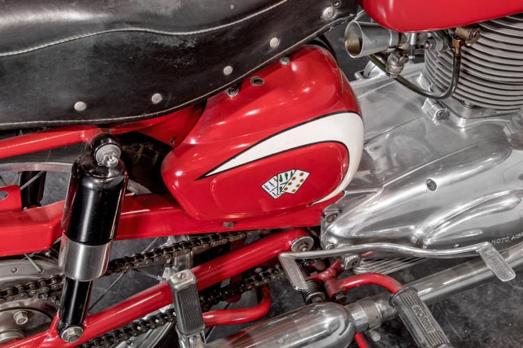 1957 Moto Morini 175 16