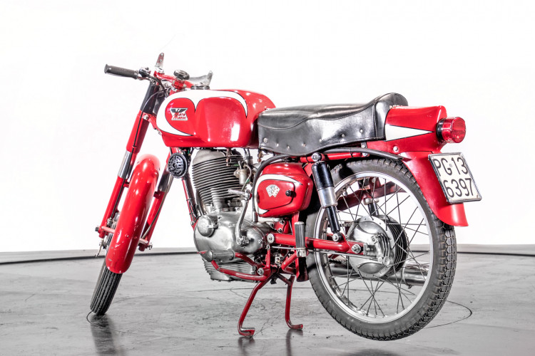 1957 Moto Morini 175 7