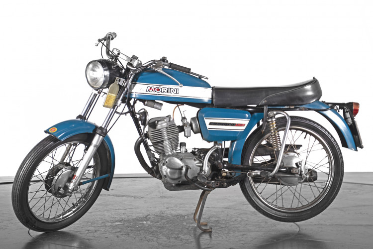 1974 MOTO MORINI CORSARO 150 6