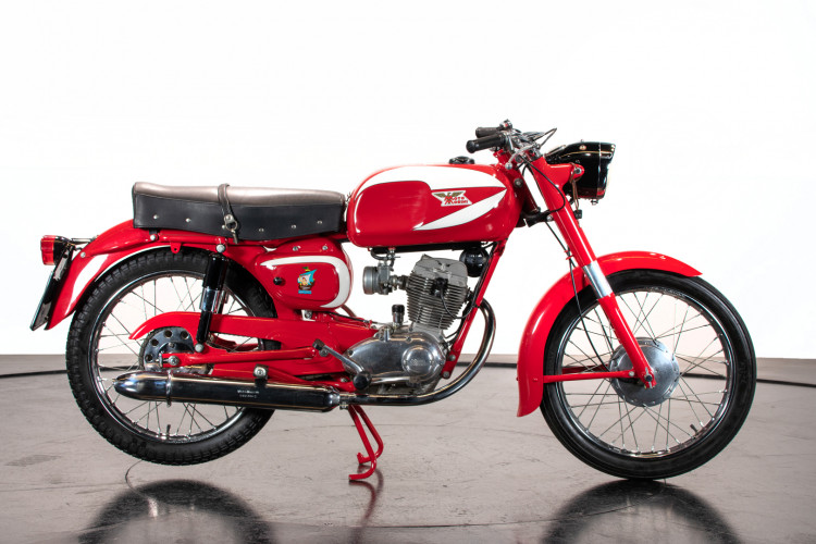 1966 Moto Morini Corsaro 125 3