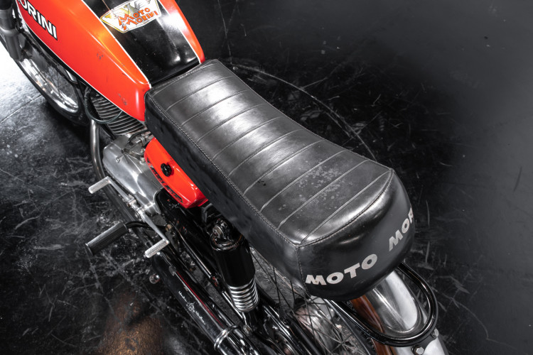 1975 Moto Morini Corsarino ZZ 17