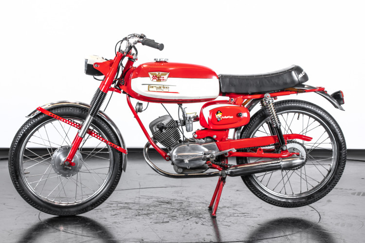 1967 Moto Morini Corsarino ZZ 0