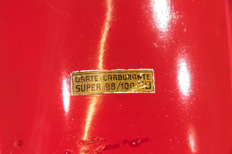 1967 Moto Morini Corsarino ZZ 16