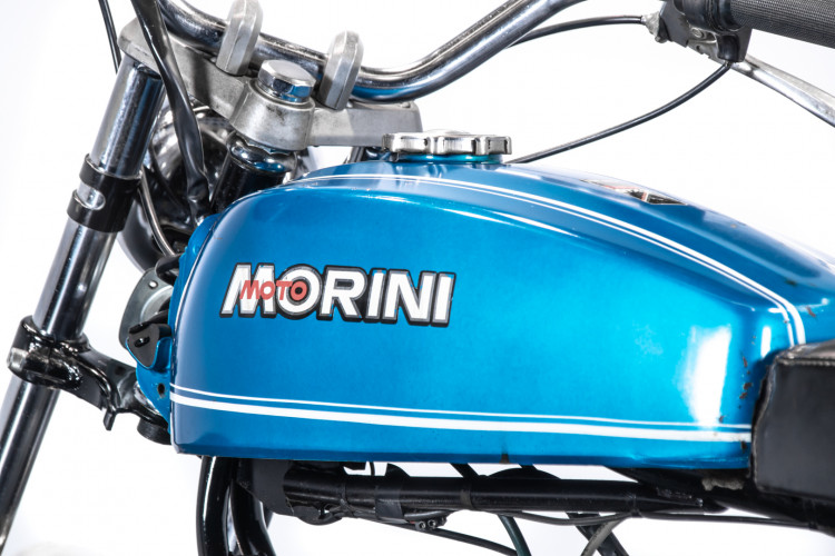 1975 Moto Morini Corsarino ZZ 8