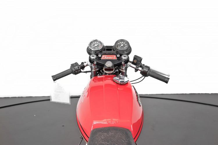 1974 Moto Morini 350 Sport 4