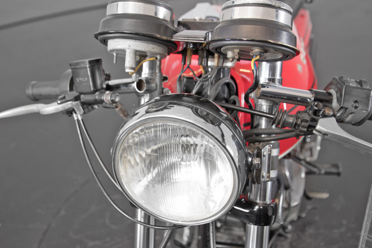 1974 Moto Morini 350 Sport 19