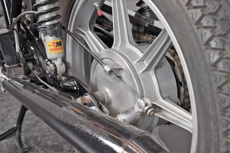1974 Moto Morini 350 Sport 10