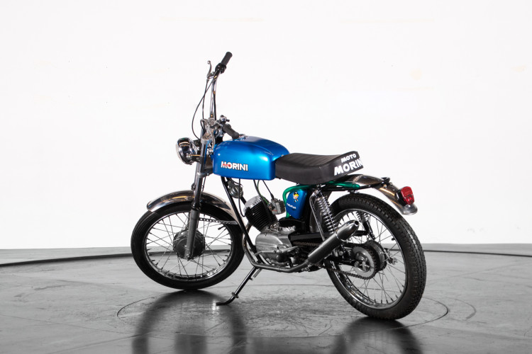 1973 MOTO MORINI CORSARINO 50 11