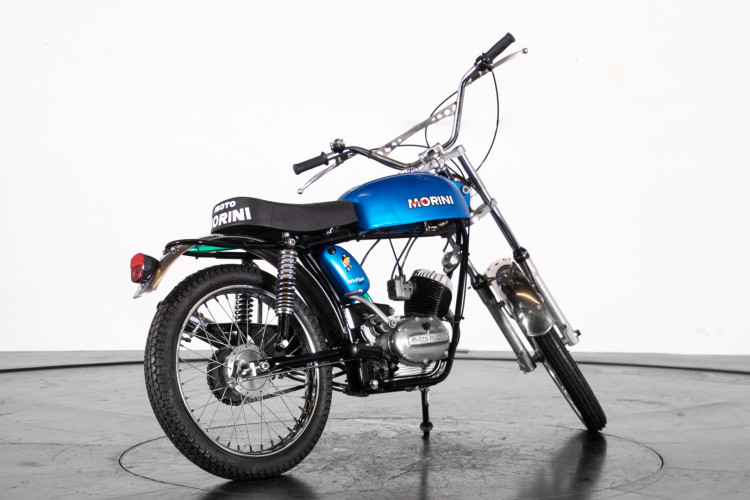 1973 MOTO MORINI CORSARINO 50 5