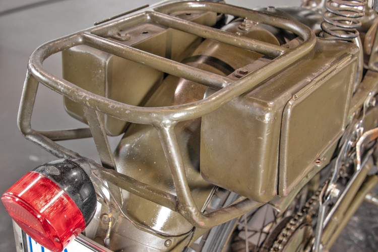1976 Moto Guzzi SUPER ALCE   17