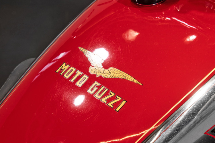 1948 Moto Guzzi Astore 13