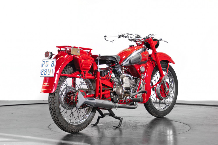 1948 Moto Guzzi Astore 5