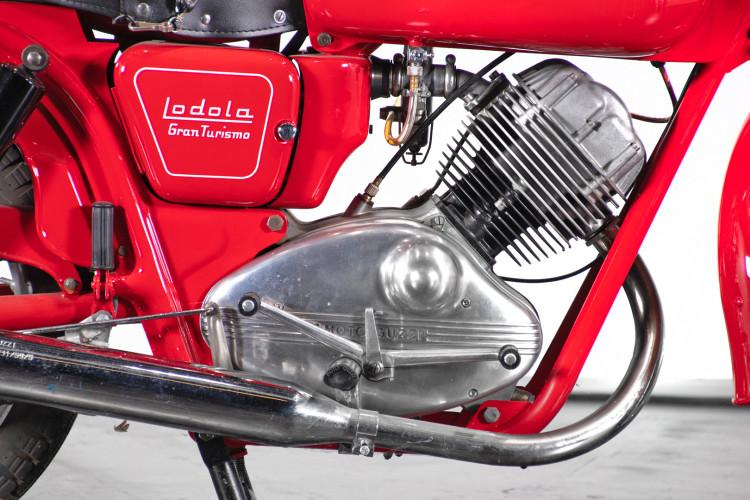 1959 Moto Guzzi Lodola 235 GT 9