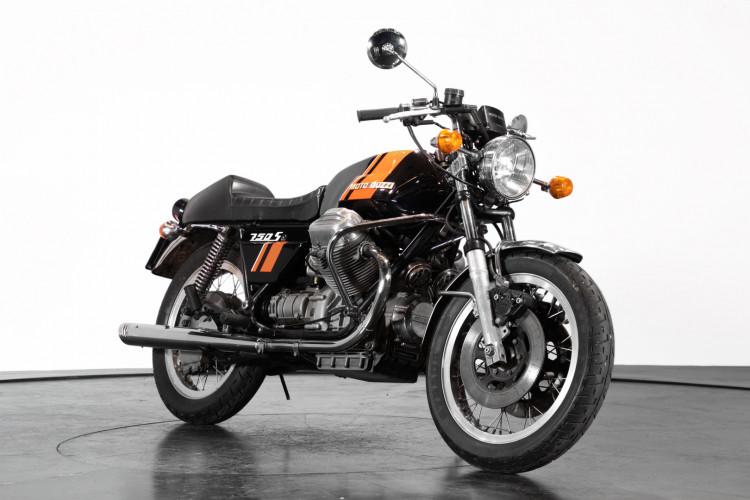 1975 Moto Guzzi VK V7 Sport 3