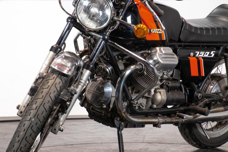 1975 Moto Guzzi VK V7 Sport 1