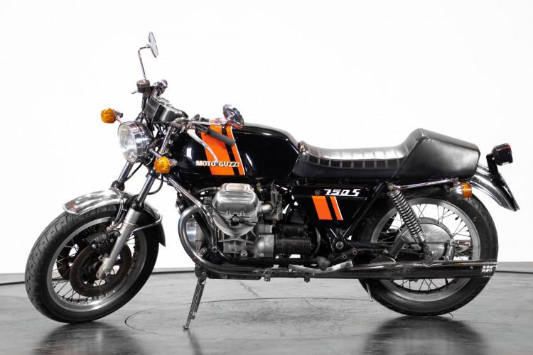 1975 Moto Guzzi VK V7 Sport 0