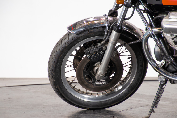 1975 Moto Guzzi VK V7 Sport 16