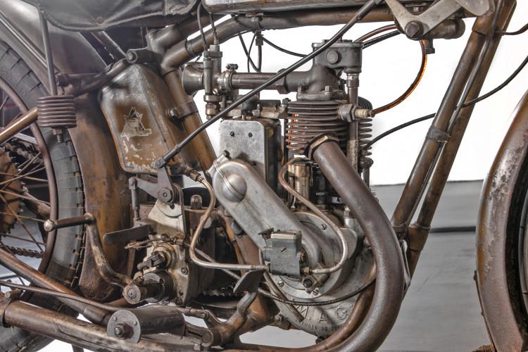 1940 Motosacoche 250 13