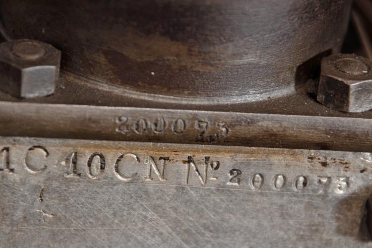 1940 Motosacoche 250 18