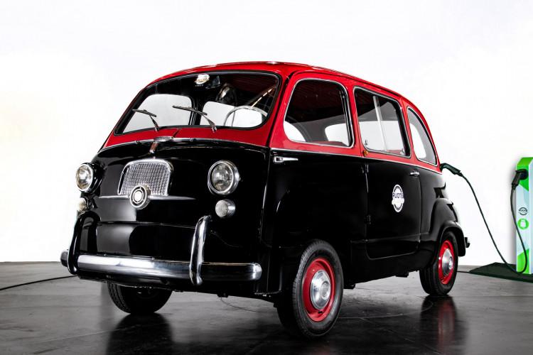 1963 Fiat 600 Multipla-E 0