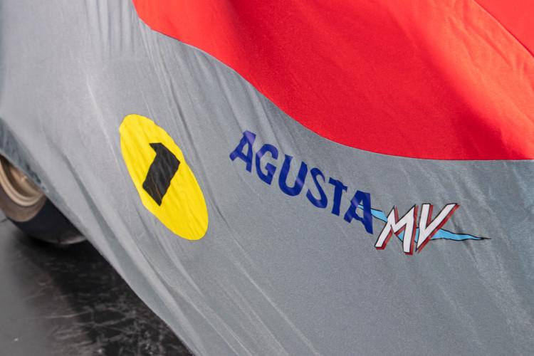 """2004 MV Agusta F4 AGO """"Limited Edition"""" 34"""