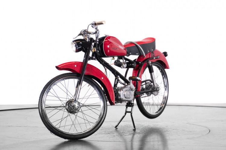 1957 PAGLIANTI 50 CC PEDALI 6