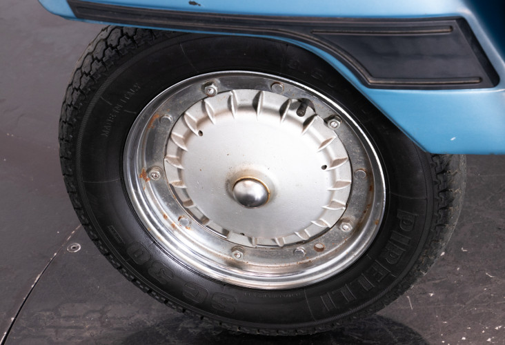 1981 Piaggio Vespa P 200 E 10