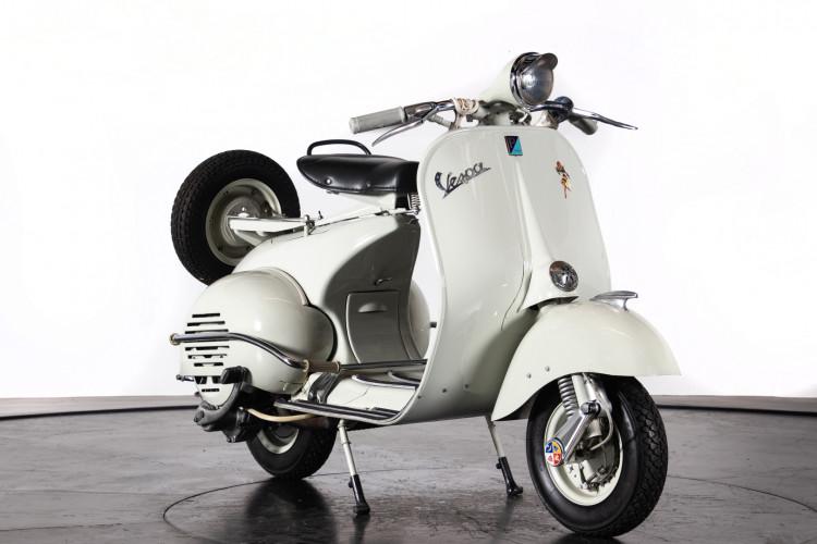 1956 Piaggio Vespa Struzzo 150 5