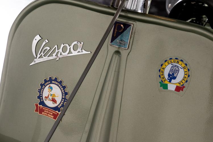 1950 Piaggio Vespa 125 V15 16
