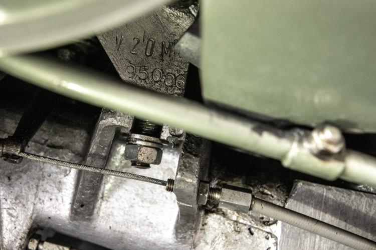 1950 Piaggio Vespa 125 V15 21