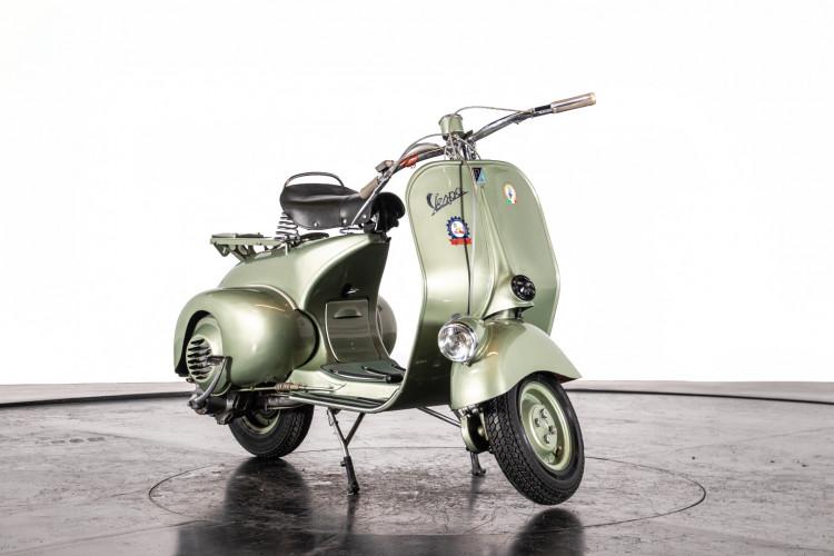 1950 Piaggio Vespa 125 V15 8
