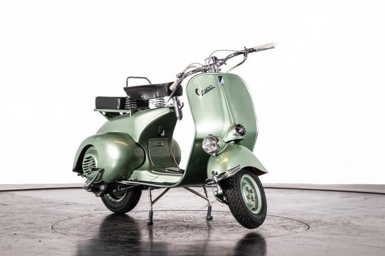 1952 Piaggio Vespa 125 7