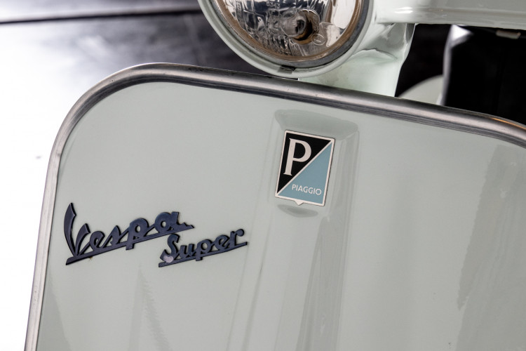 1966 Piaggio Vespa 125 Super VNC1T 14