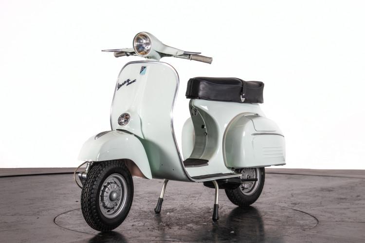 1966 Piaggio Vespa 125 Super VNC1T 1