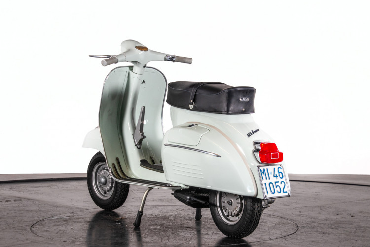 1966 Piaggio Vespa 125 Super VNC1T 3